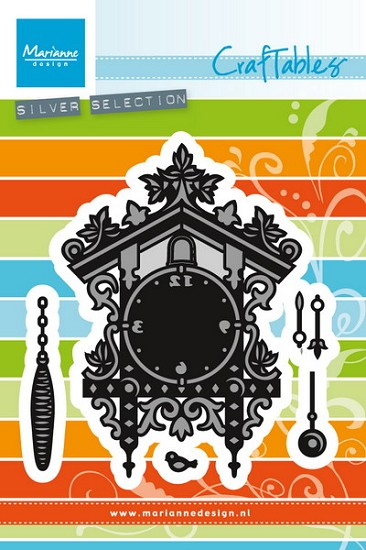 Marianne Design - Craftable - Cuckoo Clock