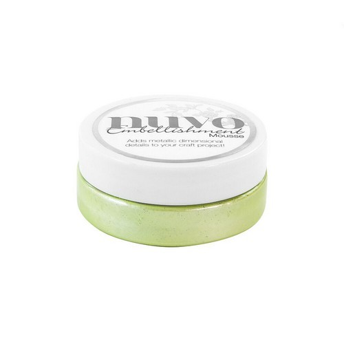 Nuvo - Embellishment Mousse - Spring Green