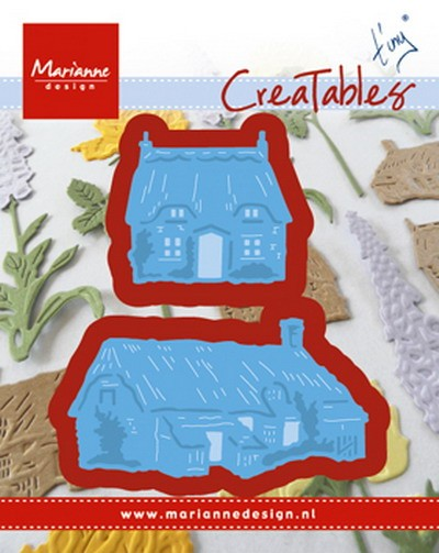Marianne Design - Creatable - Tiny`s Cottages