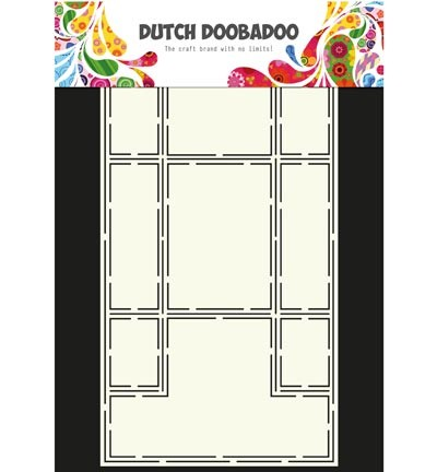 Dutch Doobadoo - Dutch Card Art - Trifold
