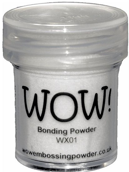 WOW Embossingpoeder - Bonding Powder