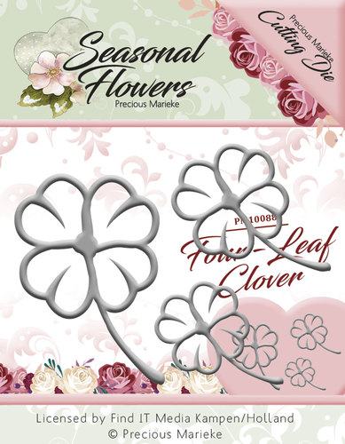 Stansmal - Precious Marieke - Seasonal Flowers - Four Leaf Clover