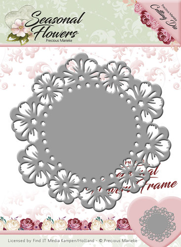 Stansmal - Precious Marieke - Seasonal Flowers - Seasonal Flowers Frame