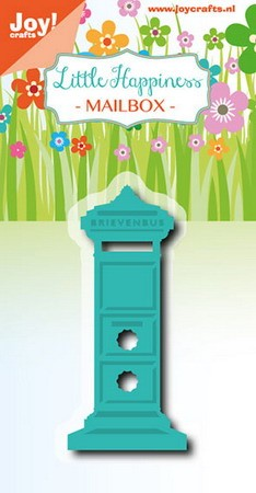 Noor! Design - Little Happiness - Mailbox