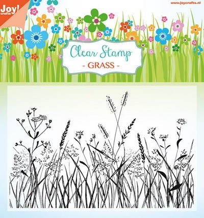 Noor! Design - Clearstamp - Grass