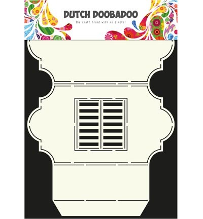Dutch Doobadoo - Dutch Card Art - Window 3
