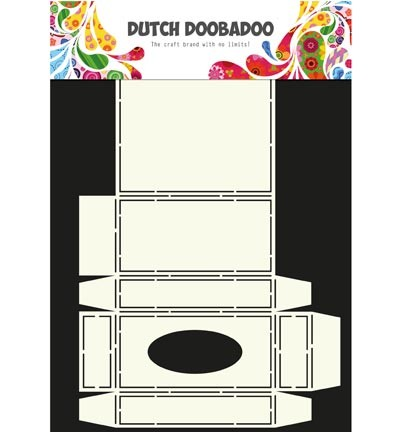 Dutch Doobadoo - Dutch Box Art - Tissuebox