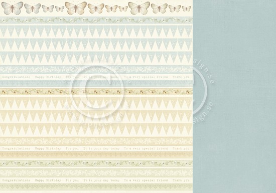 PION Design - The Songbird`s Secret - Borders