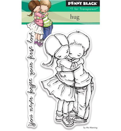 Penny Black - Clearstamp - Hug