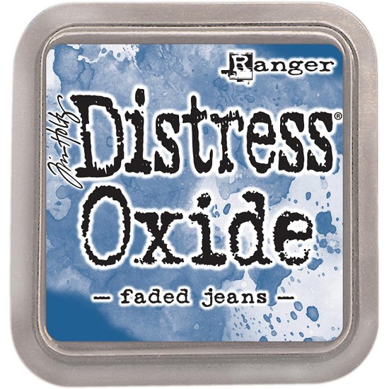 Distress Oxides Ink Pad - Faded Jeans