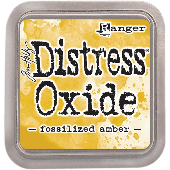 Distress Oxides Ink Pad - Fossilized Amber