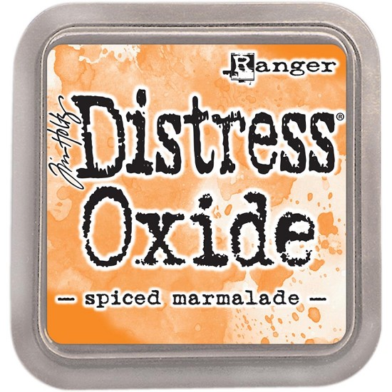 Distress Oxides Ink Pad - Spiced Marmalade