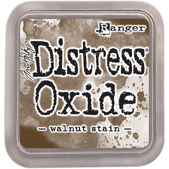 Distress Oxides Ink Pad - Walnut Stain