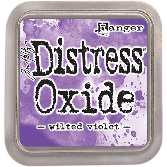 Distress Oxides Ink Pad - Wilted Violet