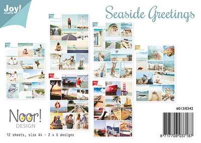 Noor! Design - Vintage plaatjes - Seaside Greetings