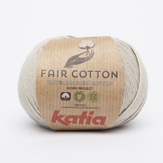 Breiwol Katia - Fair Cotton - Kleur 11