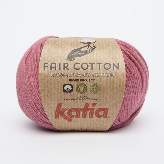 Breiwol Katia - Fair Cotton - Kleur 14