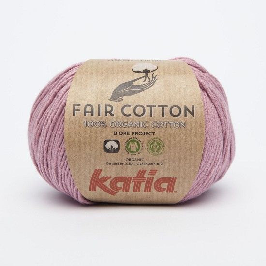 Breiwol Katia - Fair Cotton - Kleur 15