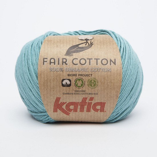 Breiwol Katia - Fair Cotton - Kleur 16