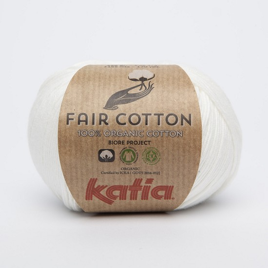 Breiwol Katia - Fair Cotton - Kleur 3