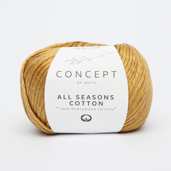 Breiwol Katia - Concept - All Seasons Cotton - Kleur 15