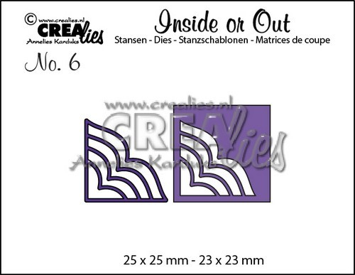 Stansmal - Crealies - Inside of Out - nr 6 Corners A