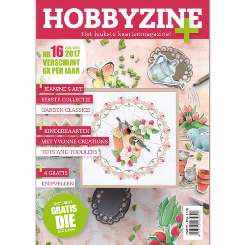 Hobbyzine Plus 16