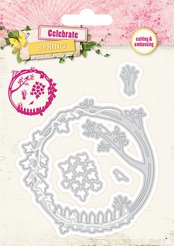 Studio Light - Celebrate Spring - Stansmal STENCILCS33