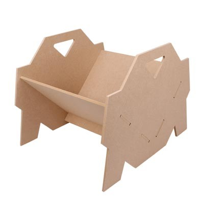 Pronty - MDF Magazine Rack
