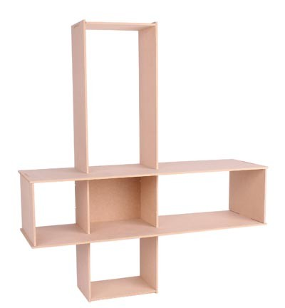Pronty - MDF Cross Cabinet
