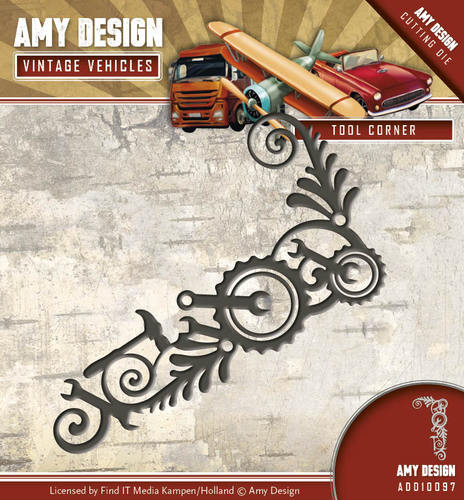 Stansmal Amy Design - Vintage Vehicles - Tool Corner
