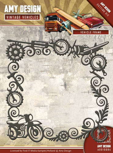 Stansmal Amy Design - Vintage Vehicles - Vehicle Frame