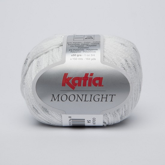 Breiwol Katia - Moonlight - Kleur 54