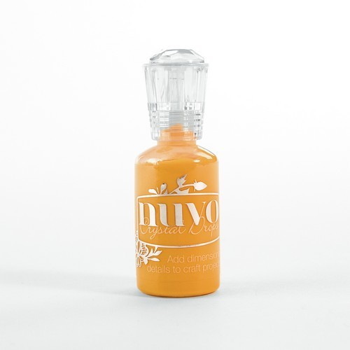 Nuvo - Crystal Drops - English Mustard