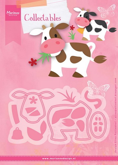 Marianne Design - Collectable - Eline`s Cow