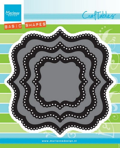 Marianne Design - Craftables - Basic Die: Classic Square
