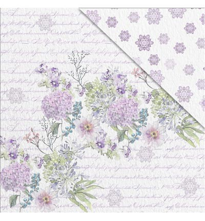 Scrappapier FabScrap - Love of Spring