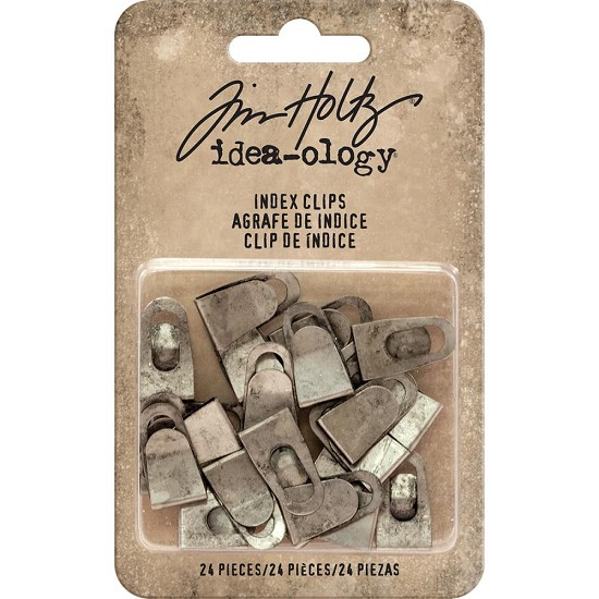 Tim Holtz - Idea-Ology - Index Clips