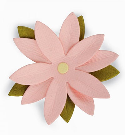 Sizzix - Thinlits Die Set - Pretty Flower
