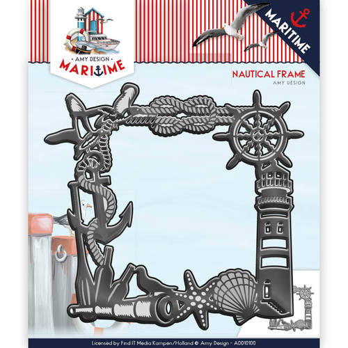 Stansmal - Amy Design - Maritime - Nautical Frame