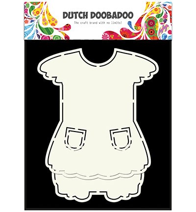Dutch Doobadoo - Dutch Card Art - Dress