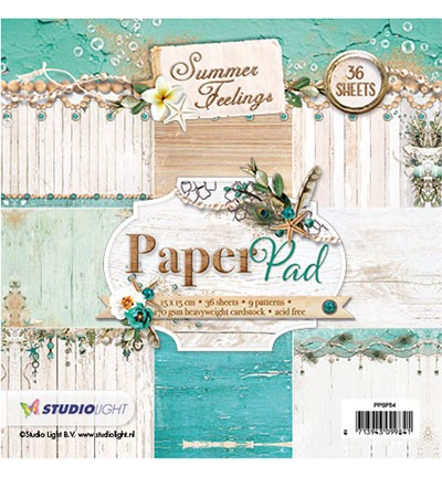 Paperpad Studio Light - Summer Feelings nr. 54