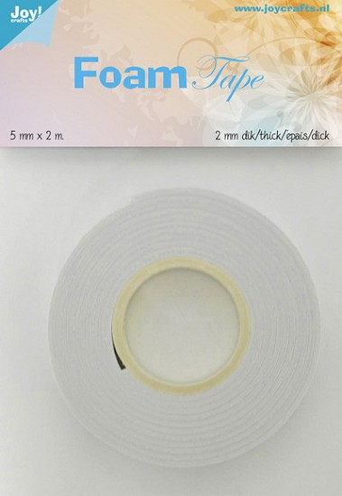 Joy! Crafts - Foam tape 5mm breed - 2mm