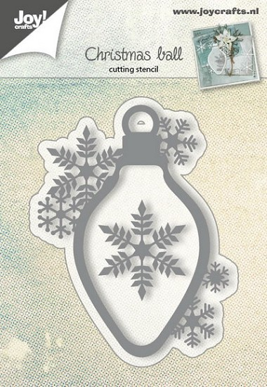 Joy! Crafts - Cutting & Embossing - Christmas Ball