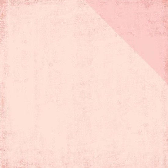 Scrappapier Echo Park - Wedding Bliss - Light Pink / Pink Solid