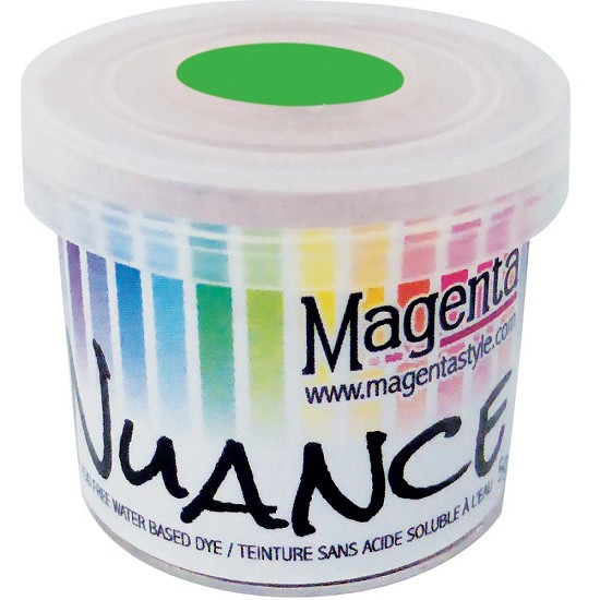 Magenta - Nuance Powdered Dye 5g - Bright Green