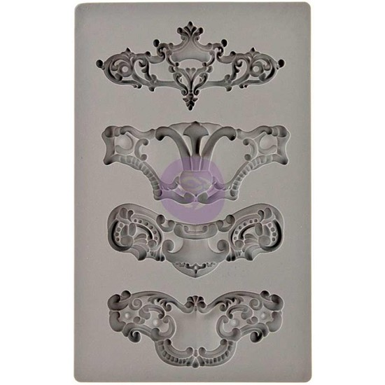 Prima Marketing - Vintage Art Decor Moulds - Royale