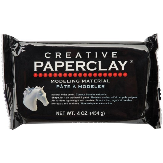 Creative Paper Clay - 4oz. (113 gram)