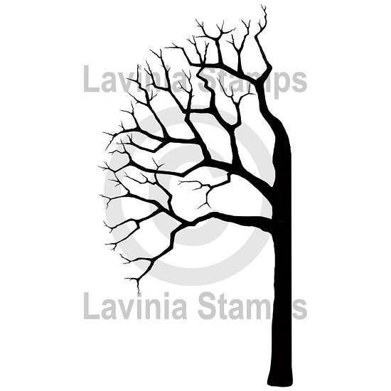 Lavinia Stamps - Tree Half L2