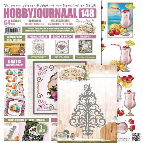 Hobbyjournaal 148 - SET PM10102
